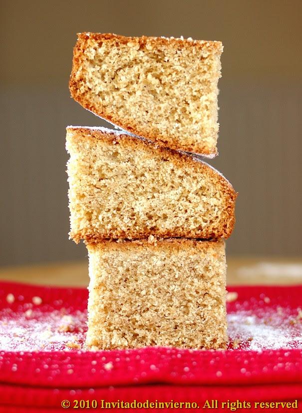 Tigernut cake 1