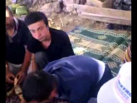 Küçük Hisarlık Köyü Erenler Pilavı Hazırlıkları 25.08.2012