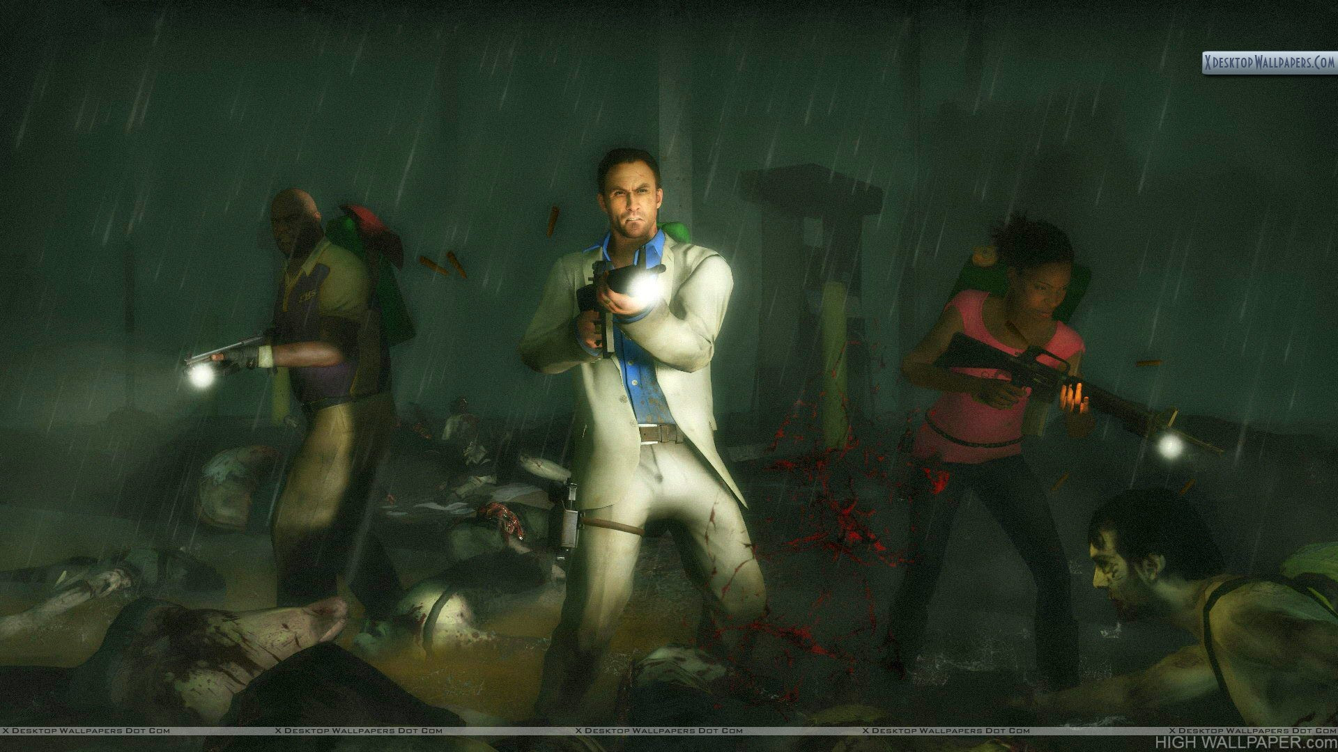 Left 4 Dead 2 This Is Call Madness Hd Wallpaper