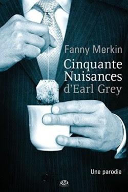 Couverture Cinquante nuisances d'Earl Grey