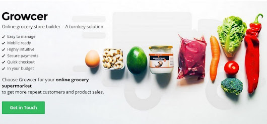 Things You Must Do Before Launching an Online Grocery Store