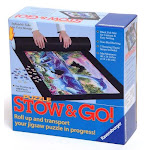 Ravensburger 81461rvn Stow And Go Storage System Puzzle (discontinued By Manufacturer)