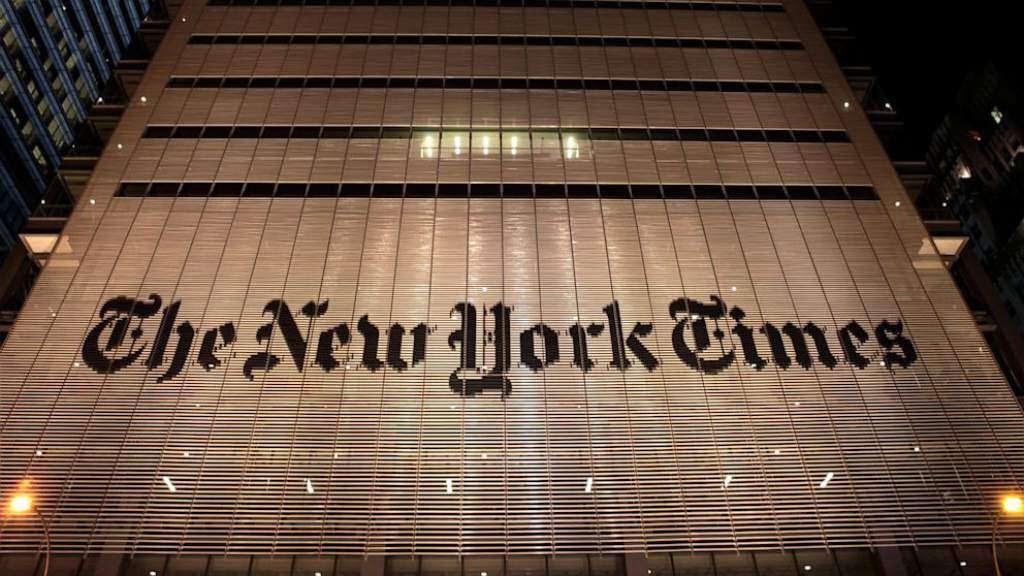 Resultado de imagen de new york times