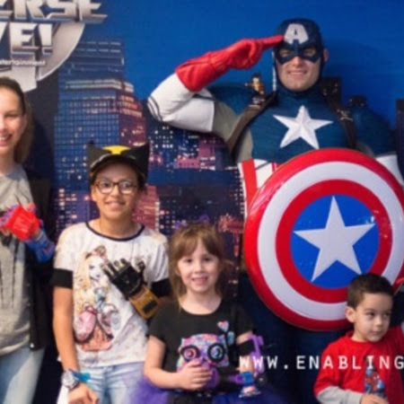 e-NABLE and Marvel team up for assembling 3D printed super hero hands for kids | 3DP4E