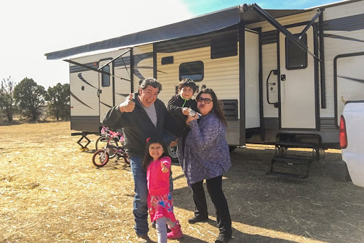 Unschooling Conventional Wisdom: Our not-so-tidy RV life - Outdoor Families Magazine