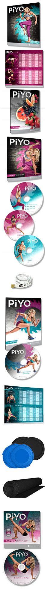 piyo deluxe dvd package change  fitnesschange  fitness