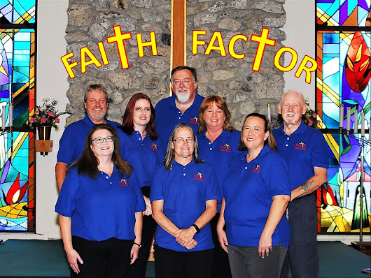 New Picture, New Functions, New Zeal - Faith Lutheran Church
