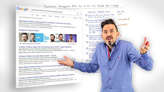 Reputation Management SEO: How to Own Your Branded Keywords in Google - Whiteboard Friday - Moz