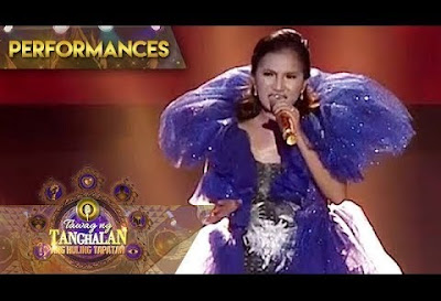 The Bisaya Short Films or Videos About TNT Grand Champion Elaine Duran