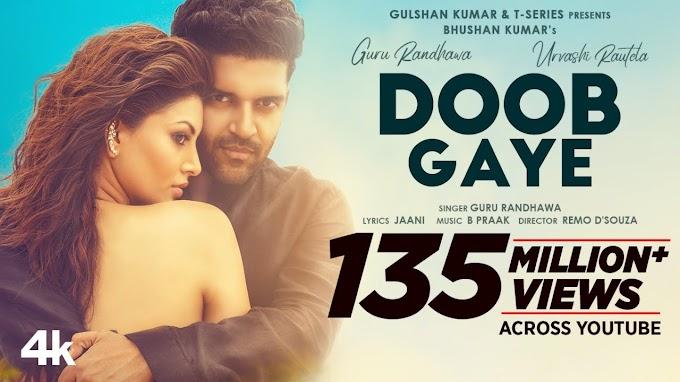 Hum Tujhme Itna Doob Gaye Jaise Machli Dariya Mein Song Lyrics - Guru Randhawa