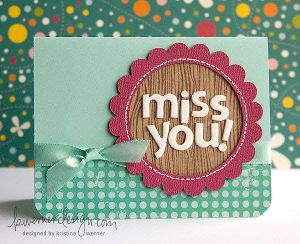 Macm Miss You Kwernerdesign Blog