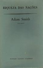 Riqueza das Nações Adam Smith