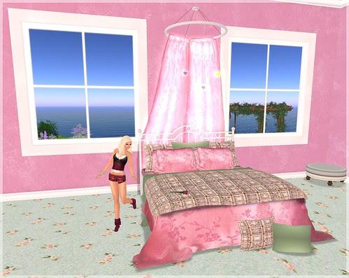 Review - Belle Belle - Valentine Bed