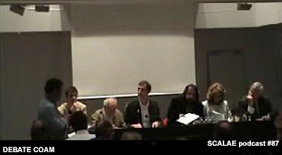 Debate para la Junta de Gobierno del COAM