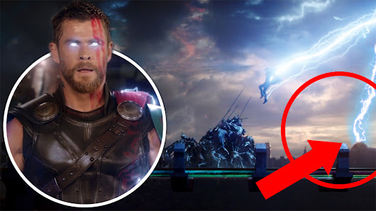 8 Easter Eggs You Missed in the Thor Trilogy | Fact Republic