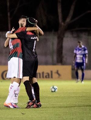 Uniclinic x Portuguesa Copa do Brasil Domingão (Foto: Stephan Eilert)