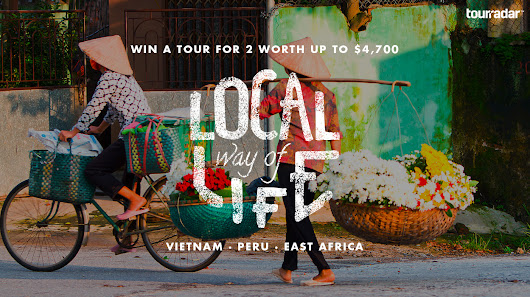 Enter to Win a Trip for Two!