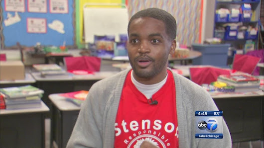 Skokie student teacher talks about his viral back-to-school rap video  |