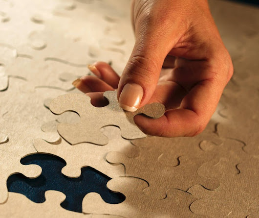 How to See Life as a Puzzle and Get it Done