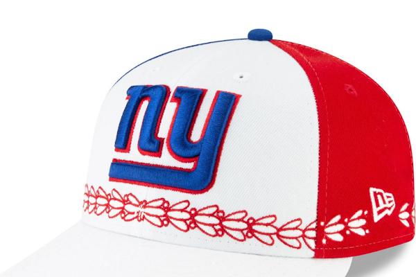 3b3db125a2b9c Giants 2019 NFL Draft day hats revealed by New Era