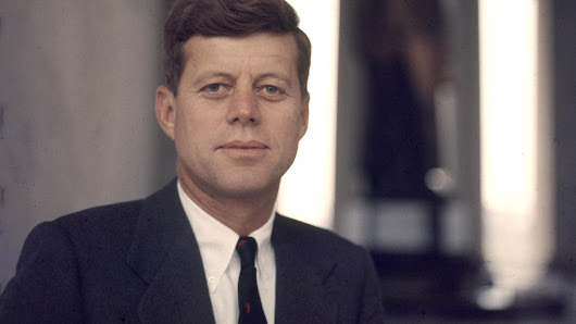 JFK video: hear Kennedy's 'lost' Dallas speech in his own voice