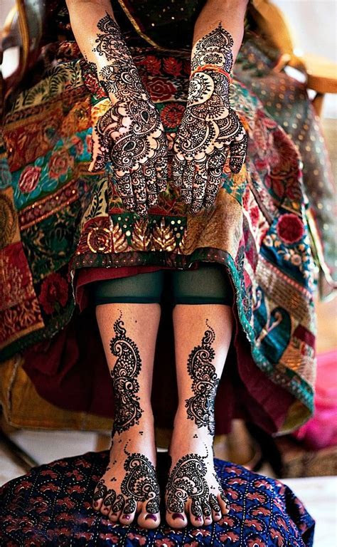 #Henna #Bridal #Mehndi #Designs #FullHand #Mehendi #Tattoo