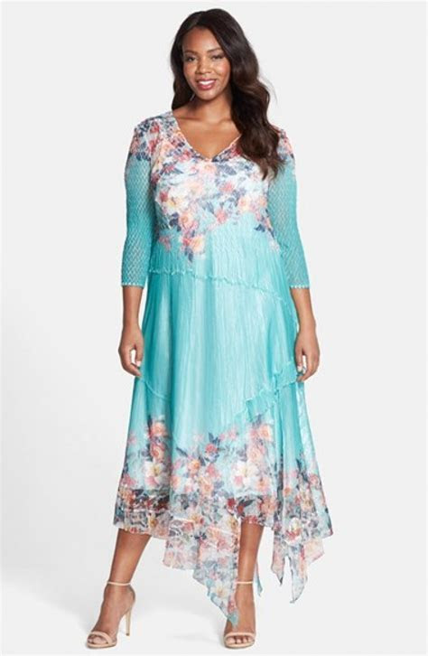 Awesome Plus Size Mother Of The Bride Dresses Beach