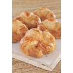 Sweet Street Classic Butter Croissant Preproofed, 3.5 Ounce - 54 per case.