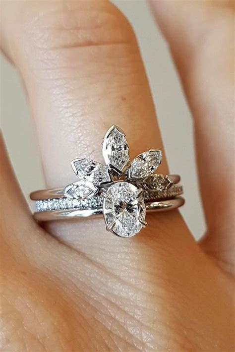 27 Unique Wedding Rings For Somebody Special   Oh So