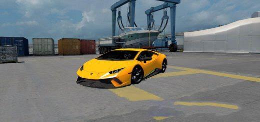 ATS Car mods