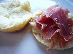 ham & biscuit