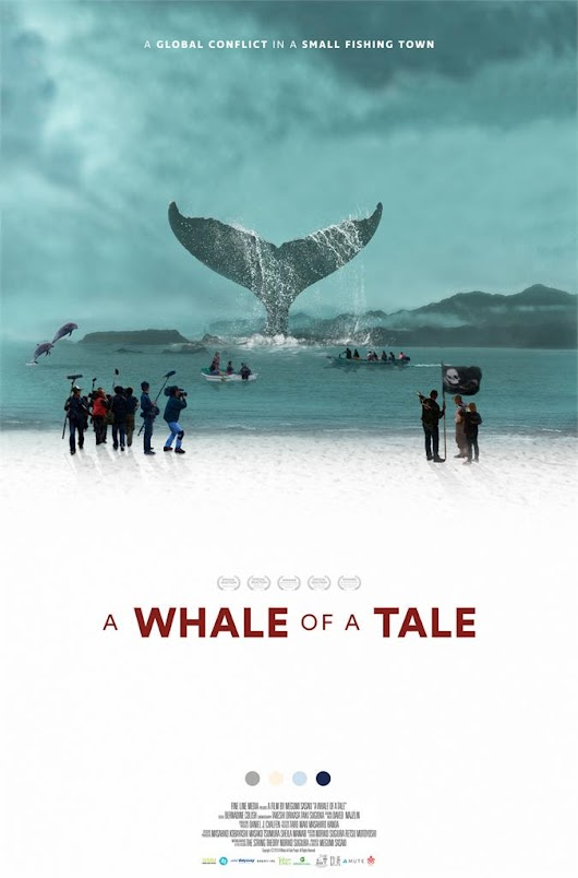GIANT INTERACTIVE AND FINE LINE MEDIA PRESENTS A WHALE OF A TALE | Ed Johnson Presents NERD