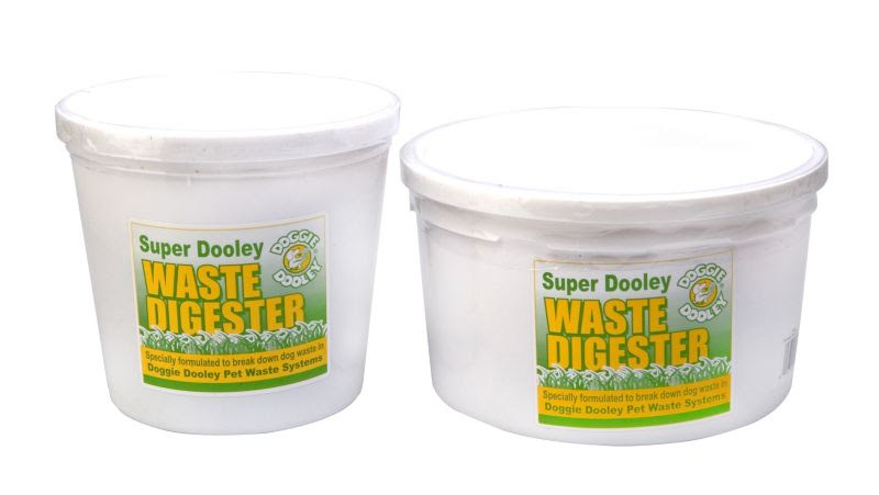 Doggie Dooley Digester 3 pounds