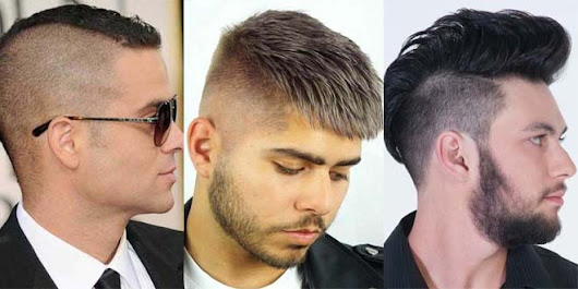 Mens Hairstyles 2018 -Best Men's Haircut Trends