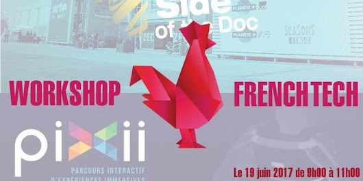 Workshop French Tech / 19 juin / La Rochelle