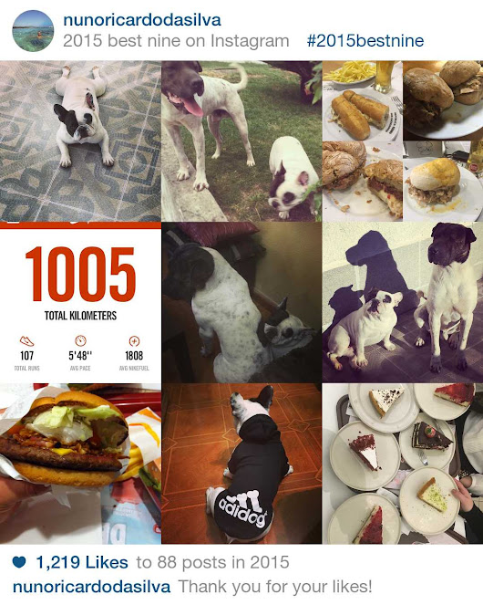 This site lets you see your best nine Instagram pics of 2015 – and anyone else's best nine