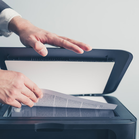 HR Uses Scanning Automation to File Personnel Records in the Cloud