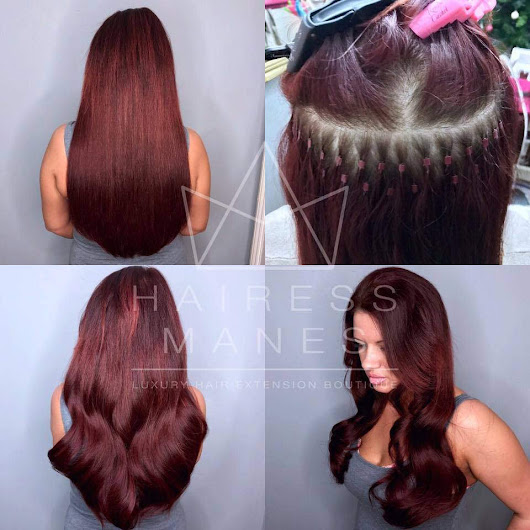 Hair Extensions Wales • Top Hair Extension Training - Belle Academy ... | Hair Extension Training Cardiff