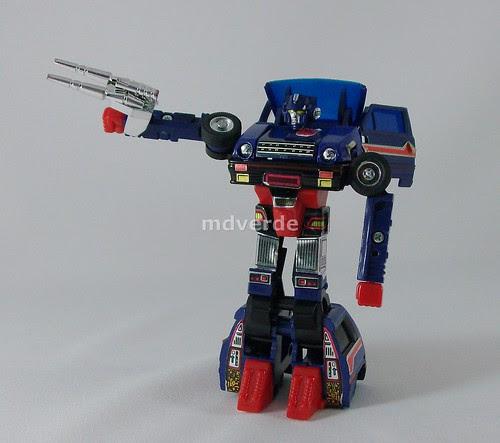 Transformers Skids G1 - modo robot