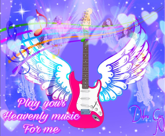 Play Your Heavenly Music for Me