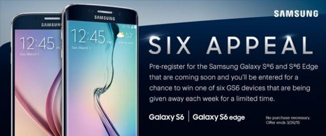 Samsung Galaxy S6 Sprint