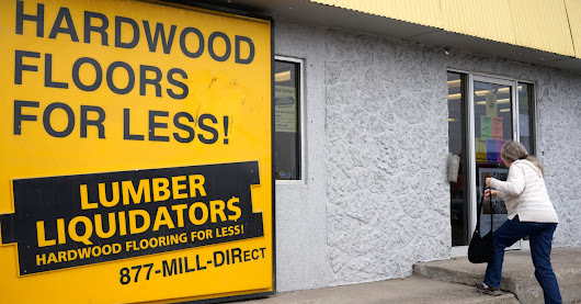 Lumber Liquidators Q4 earnings results