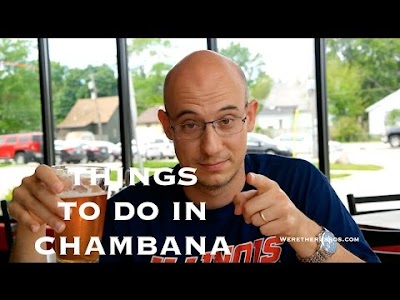 We're the Russos videos: Champaign/Urbana Illinois, D&W Lake Camping and RV Park, Chicken Adobo & Father's Day Coffee