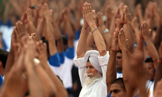 UN adds yoga's Indian philosophy to heritage list