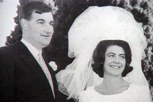 Harvey and Jeannette Crewe