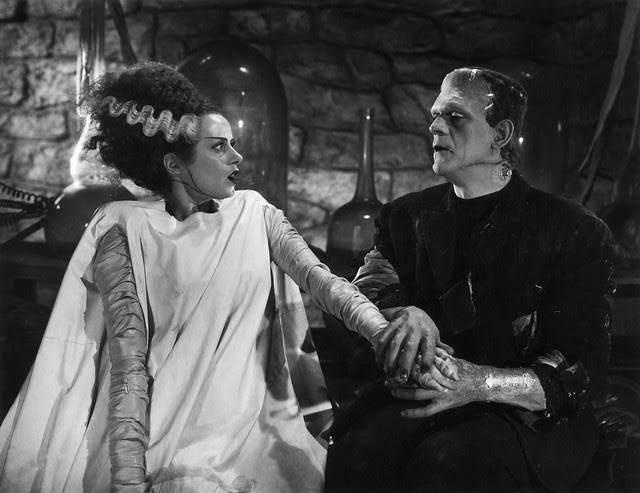 The Bride of Frankenstein (Universal, 1935) 3