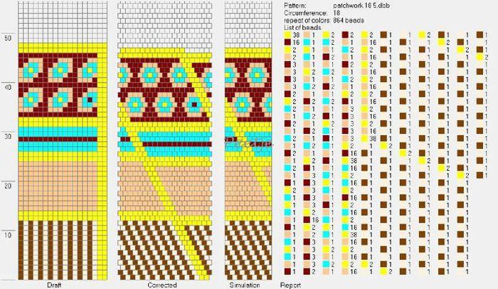 Schemi di perline (700x406, 90Kb)