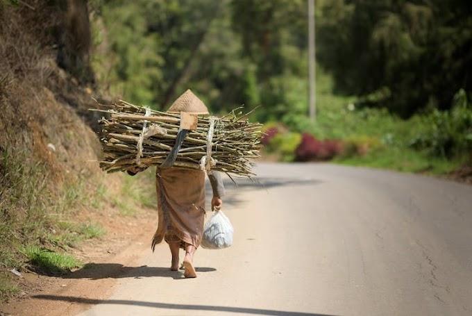 Jokowi banyak bangun jalan desa. Riset buktikan ini dapat dukung pemberdayaan perempuan