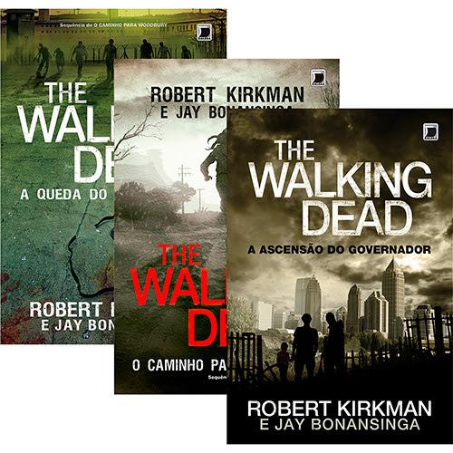 Kit - Coleção The Walking Dead (3 Livros)