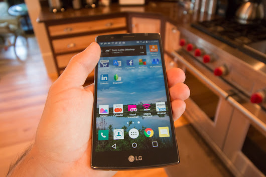 Travel Gear Test: LG G4 Smartphone - Poplar Travels